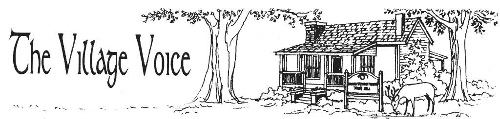 Logo of the Village Voice