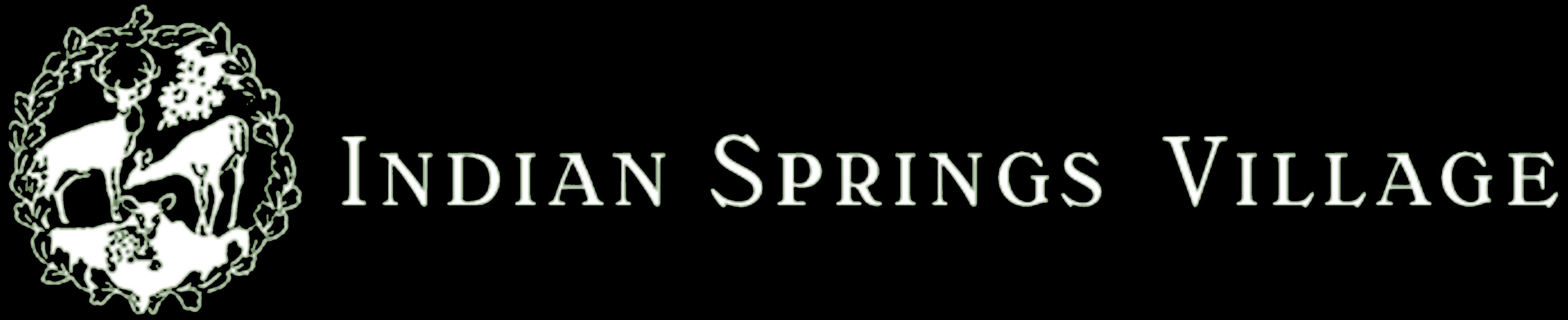 Indian Springs Village logo